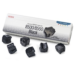 108R00672 Solid Ink Sticks - Xerox Genuine OEM  (Black)